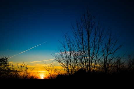 Dec 3rd: Sunset