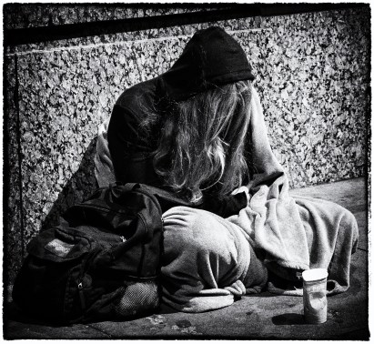 Jan 1: Homeless in NYC