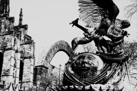 Jan 3: Cathedral of Saint John the Divine in NYC