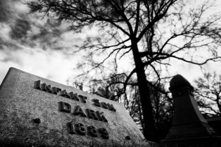 March 16: Infant Son Dark