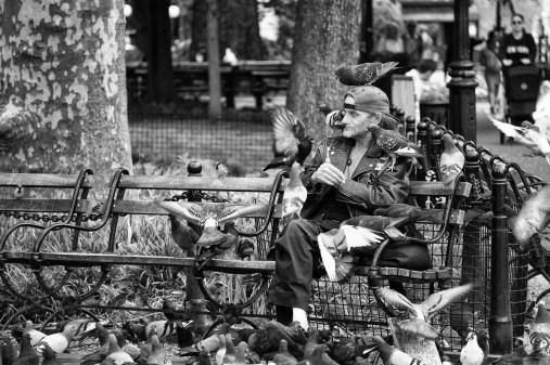 May 17: Bird Man