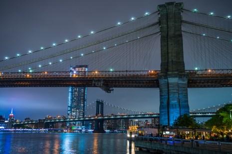 May 22: Brooklyn Bridge at Night