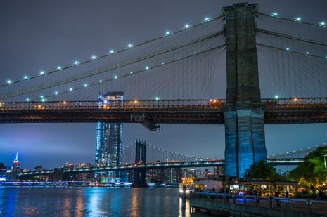 May 22: Brooklyn Bridge at Night