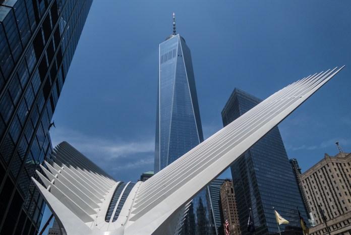June 1: WTC and Oculus