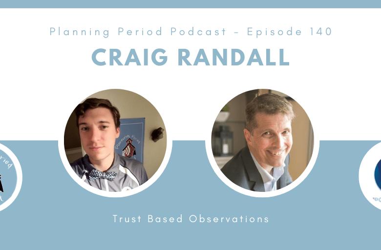 Craig Randall Promo