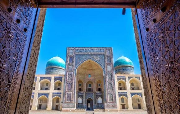 Uzbekistan restarting tourism