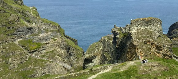 Tintagel Cornwall which english heritage sites are opening