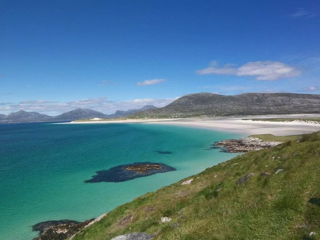 staycations in Scotland hebrides
