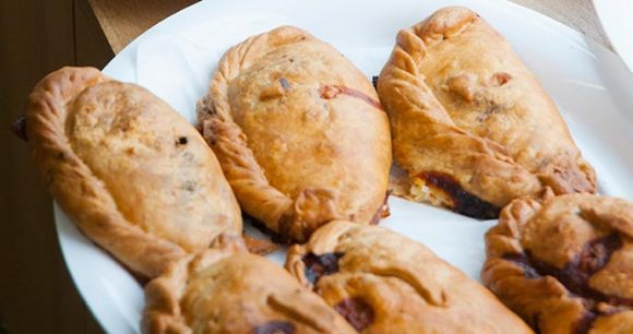 Cornish pasties by Matt Jessop
