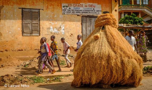 Porto-Novo Benin Voodoo Laurent Nilles