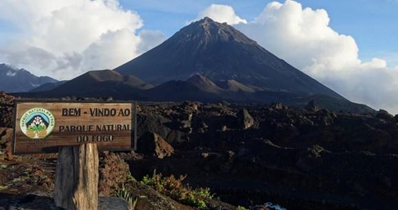 Pico de Fogo, Fogo Island, Martin Haigh