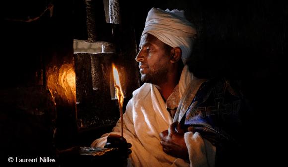 Priest Asheton Maryam Ethiopia by Laurent Nilles