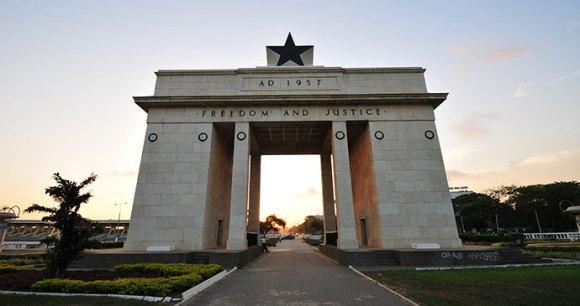 Black Star Arch Accra Ghana Felix Lipov Shutterstock