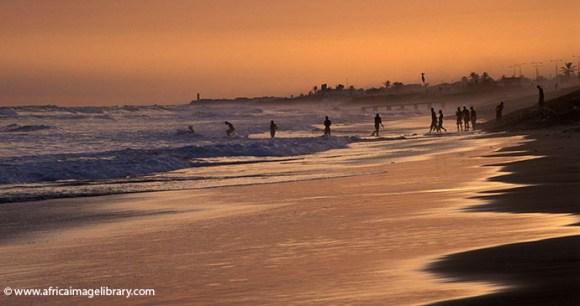 La Beach Accra Ghana © Ariadne Van Zandbergen