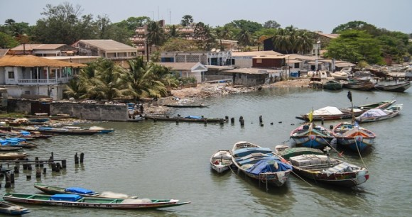 Ziguinchor Casamance Senegal by Marco Muscara