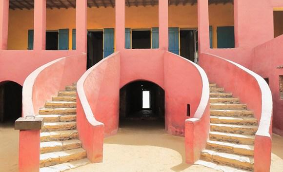 Maison des Esclaves Goree Senegal by rweisswald Shutterstock
