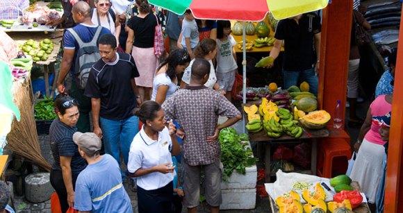 Market, Seychelles, Africa by Seychelles Tourism Board
