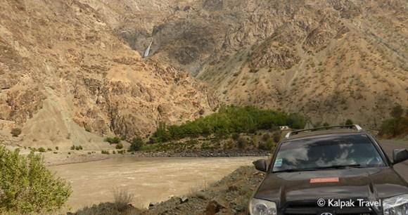 Kalaikhum Tajikistan by Kalpak Travel