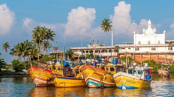 Bentota Sri Lanka by milosk50, Shutterstock
