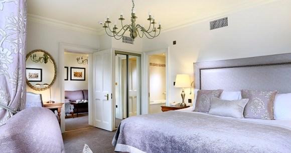 Classic Suite, The Macdonald Randolph Hotel, Oxford, UK