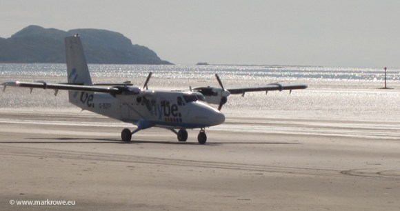 Airport Outer Hebrides Scotland by Mark Rowe www.markrowe.eu