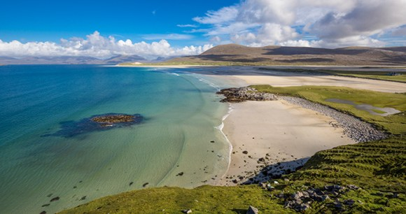 Luskentyre Outer Hebrides Scotland by Kenny Lam Visit Scotland