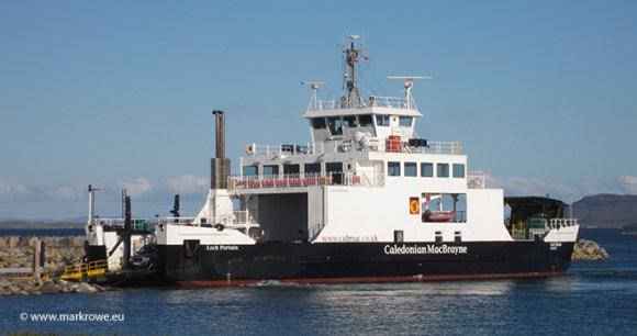 Ship, Outer Hebrides © Mark Rowe