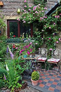 Wirksworth Open Gardens © Janine Appleby
