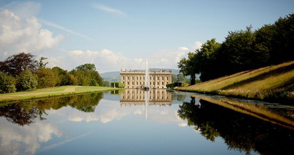 Chatsworth House Peak District Visit Britain