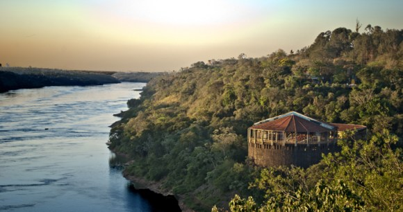 Brazil and Paraguay border, Argentina by Norberto Mario Lauria, Shutterstock