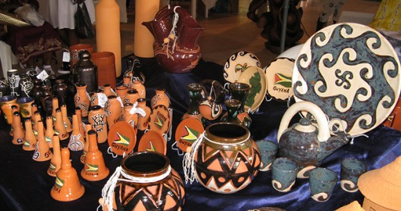 Guyana crafts by Guyana Tourism Authority