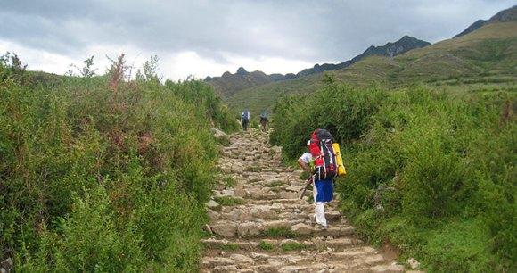 Inca trail, Peru by Hilary Bradt