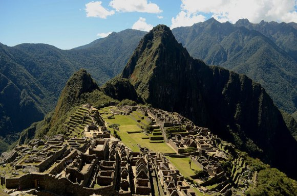 Machu Picchu Peru South America by Ana Raquel S. Hernandes