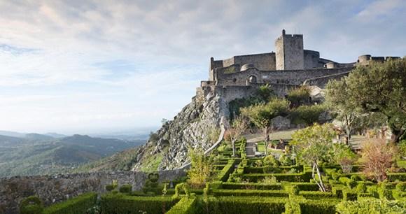 Castelo de Marvão, Alentejo by Alex Robinson