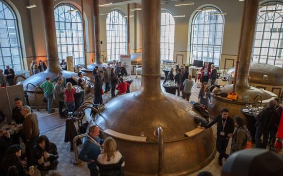 De Hoorn brewery Leuven Belgium by Bart Van Der Perren