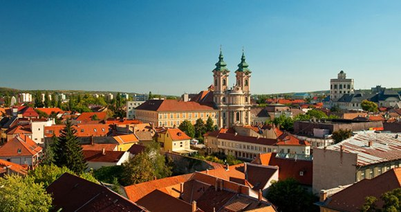 Eger Hungary Europe by Botond Horvath Shutterstock