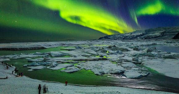 Jokulsarlon Iceland by Discover the World