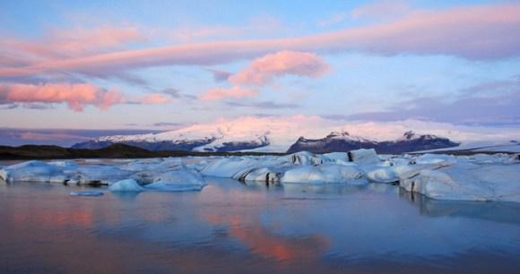 Jökulsárlón, Iceland by David Sam, Visit South Iceland