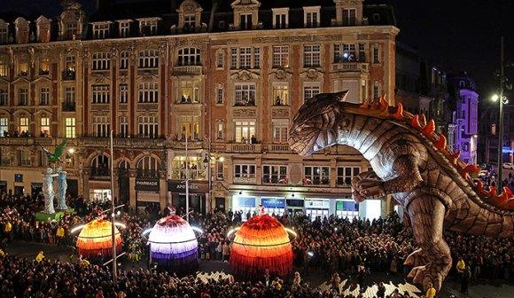 Godzilla Lille3000 Lille