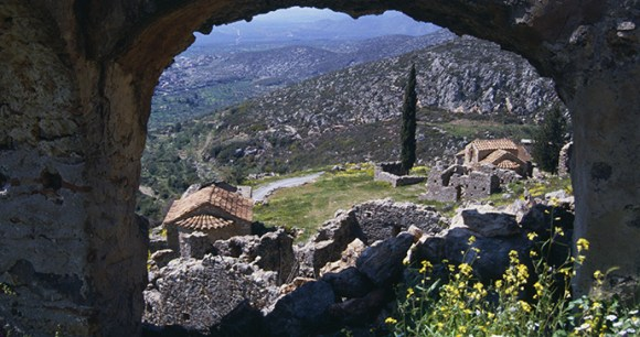 Geraki The Peloponnese Greece by www.traveljunction.com