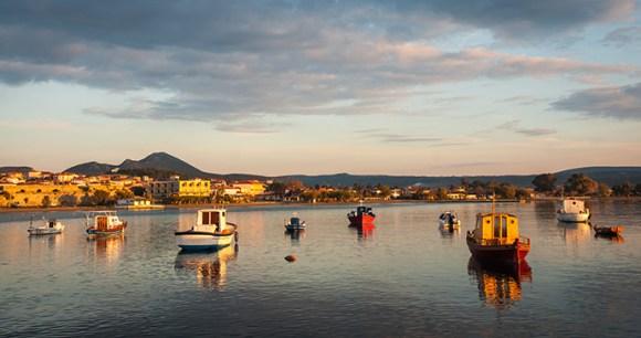 Methoni harbour_Peloponnese_Greece © Sunvil