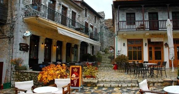 Stemnitsa The Peloponnese Greece by G Da Wikimedia Commons