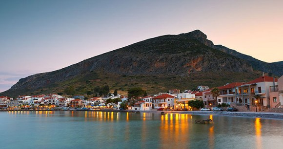 Monemvasia The Peloponnese Greece by Milan Gonda Shutterstock