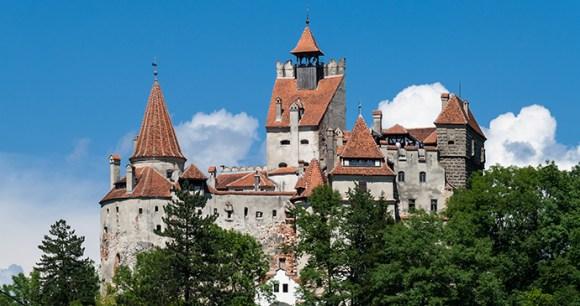 Bran Castle, Bran, Transylvania Romania by dinosmichail, Shutterstock