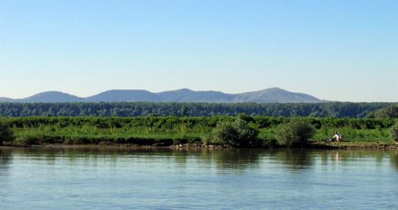 Danube Delta Romania by Acaro, Wikimedia Commons best wetlands in the world