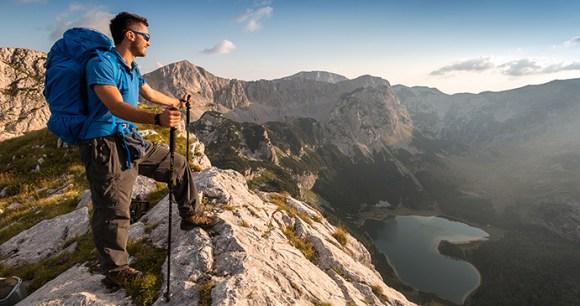 Maglic Sutjeska National Park Bosnia Via Dinarica by Adnan Bubalo