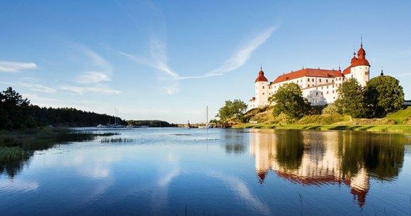 Läckö Slott Castle Sweden © Roger Borgelid