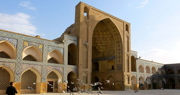 Masjed-Imam, Esfahan, Iran by Maria Oleinik