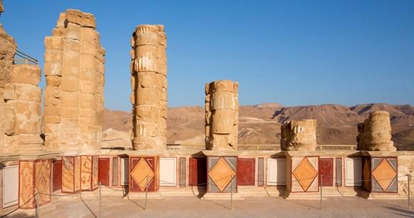 Masada Israel by Itamar Grinberg, IMOT
