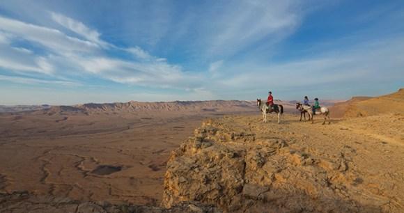 Negev Desert Ramon Crater Israel by Dafna Tal, IMOT